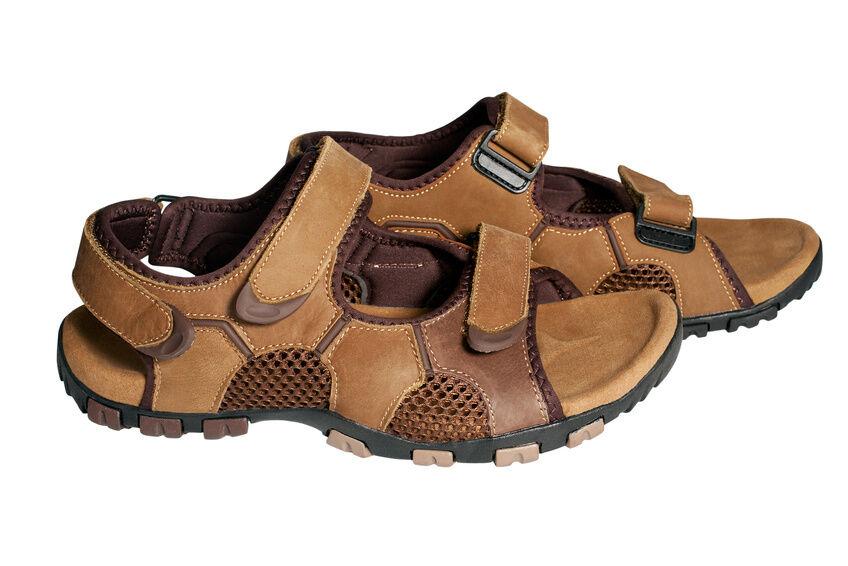 Top Ash coloured Summer Sandals