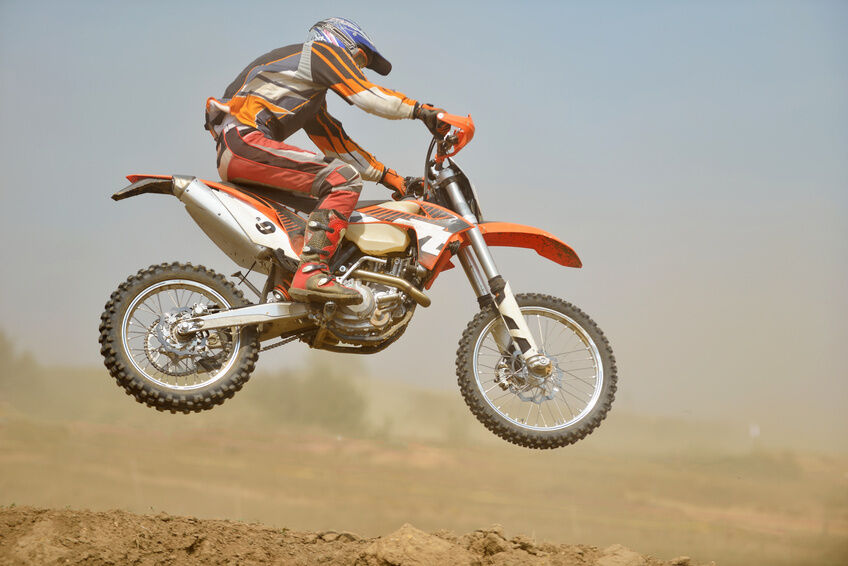 Die beliebtesten Motorcross Bikes