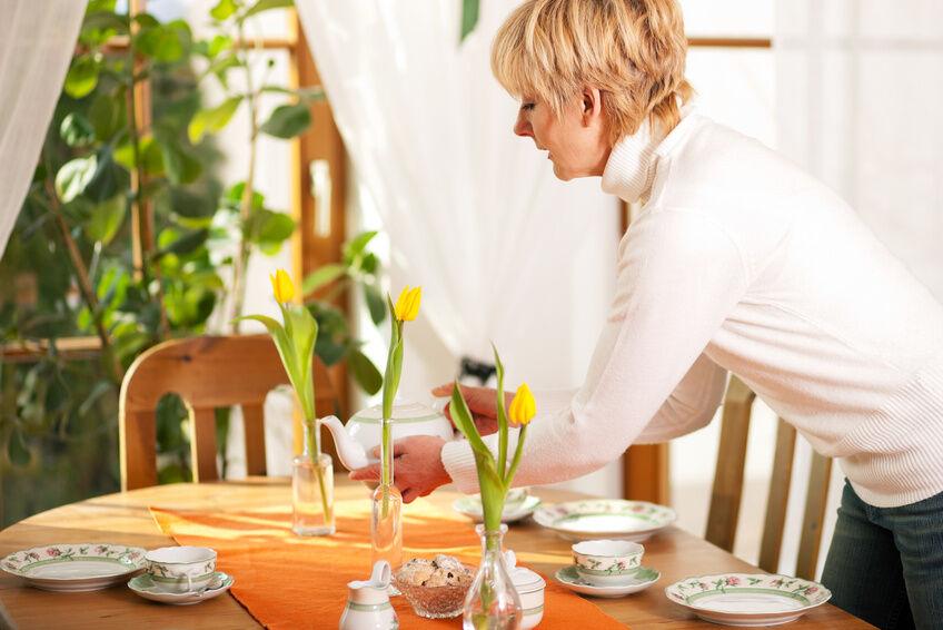 Was ist beim Kauf von gebrauchtem Hahn-und-Henne-Geschirr zu beachten?