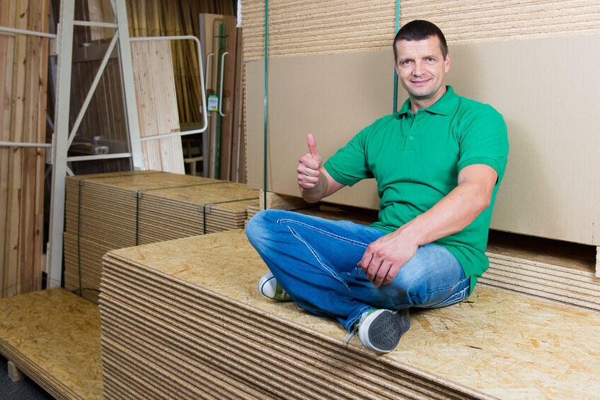 wie dick darf es sein die unterschiedlichen ausfuehrungen von osb platten. Black Bedroom Furniture Sets. Home Design Ideas