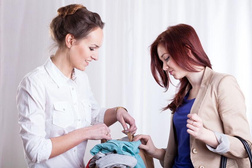 Kleiderpaket - das Mode-Überraschungsei