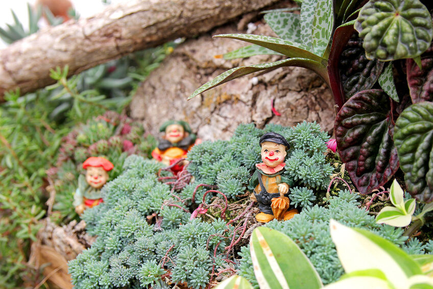How to Make a Fairy Garden eBay