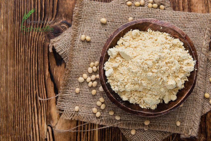 1 kg Sojaprotein Isolat für vegane Ernährung 90 % Eiweiß, GMO-frei, Isolat
