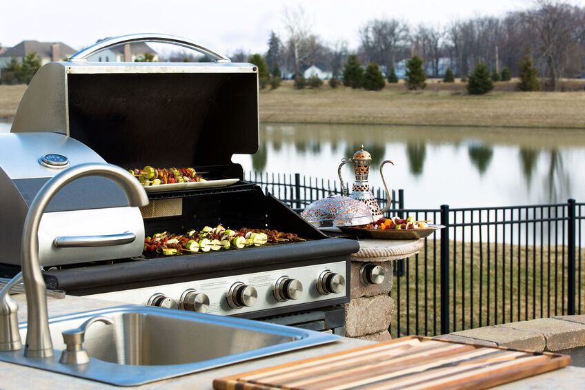 Top 5 Outdoor Kitchen Ideas