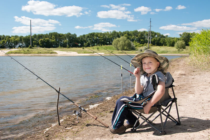 How to Choose a Feeder Fishing Rod for Boys