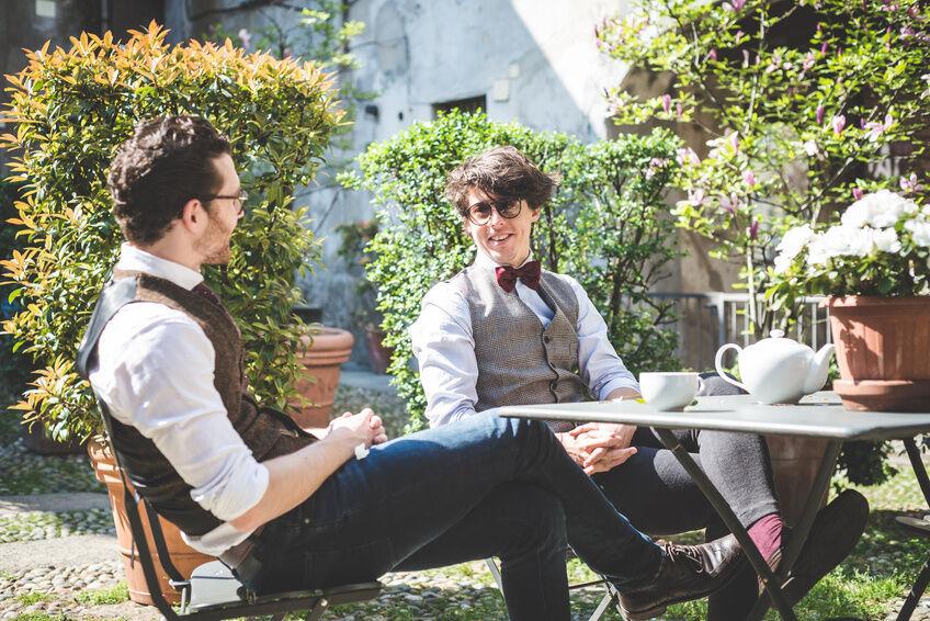 Tea-Time - so genießen Sie auf typische britische Art Ihren Tee