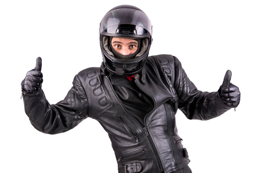 Bikers Leather Jacket 78