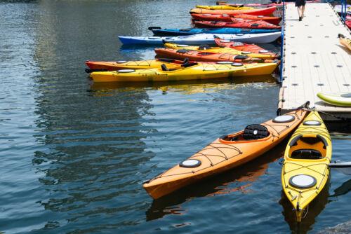 Used Sea Kayak Buying Guide