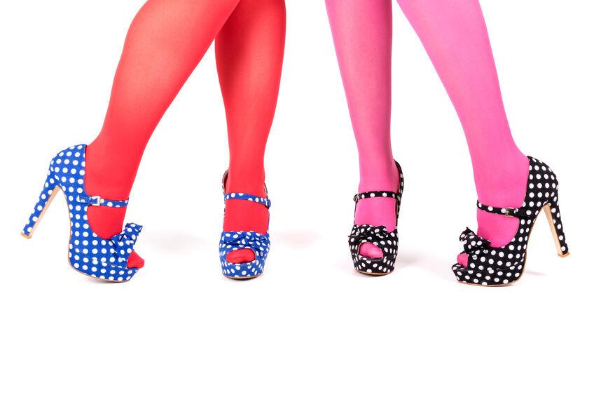 Lets Rock Mit diesen Rockabilly Schuhen legen Sie garantiert eine heisse Sohle hin