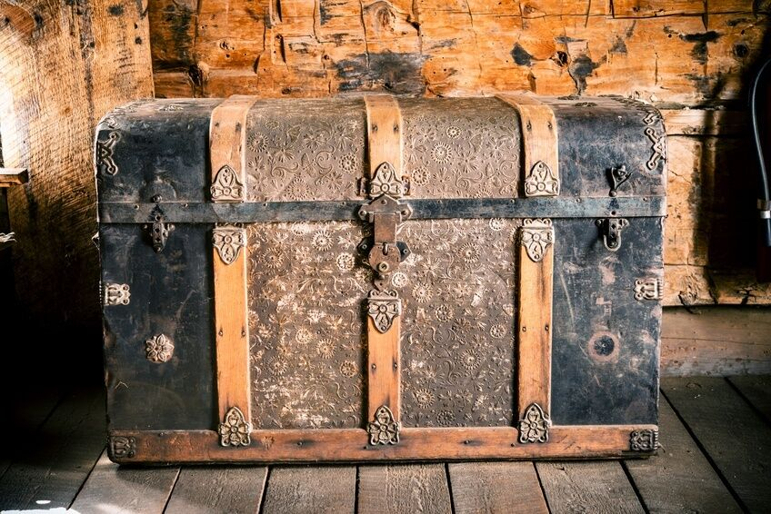 How to Restore an Antique Chest