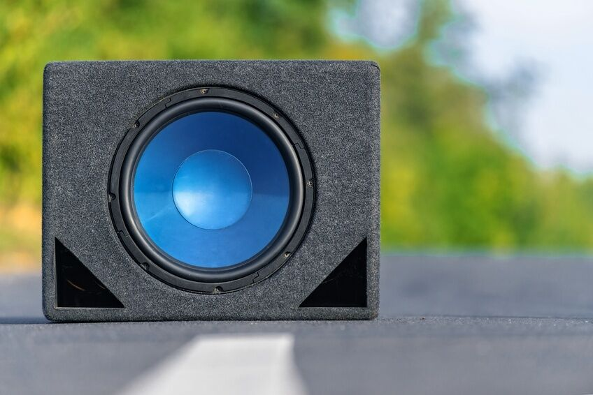 how to build competition subwoofer box
