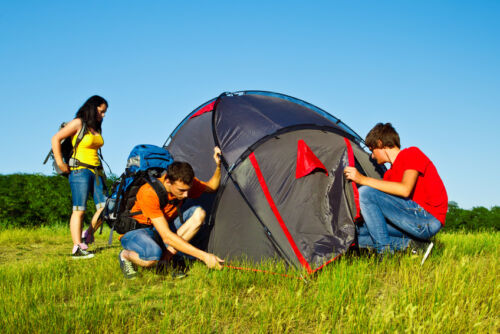 How to Care for a Tent