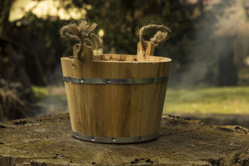 How to Make a Wooden Water Bucket | eBay