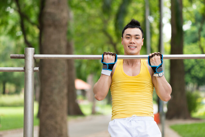 Your Guide to Doing the Perfect Pull-up