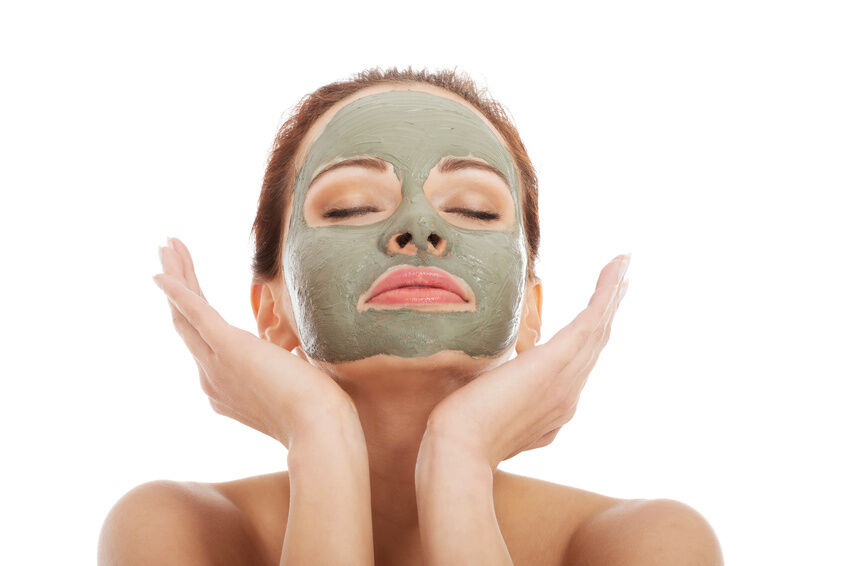 Clay Mask Facial 65