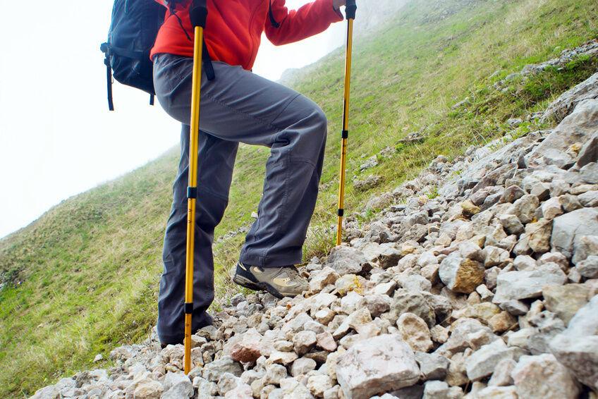 Ruckedigu, kein Blut ist im Schuh: Wie Sie die richtigen Nordic-Walking-Schuhe auswählen