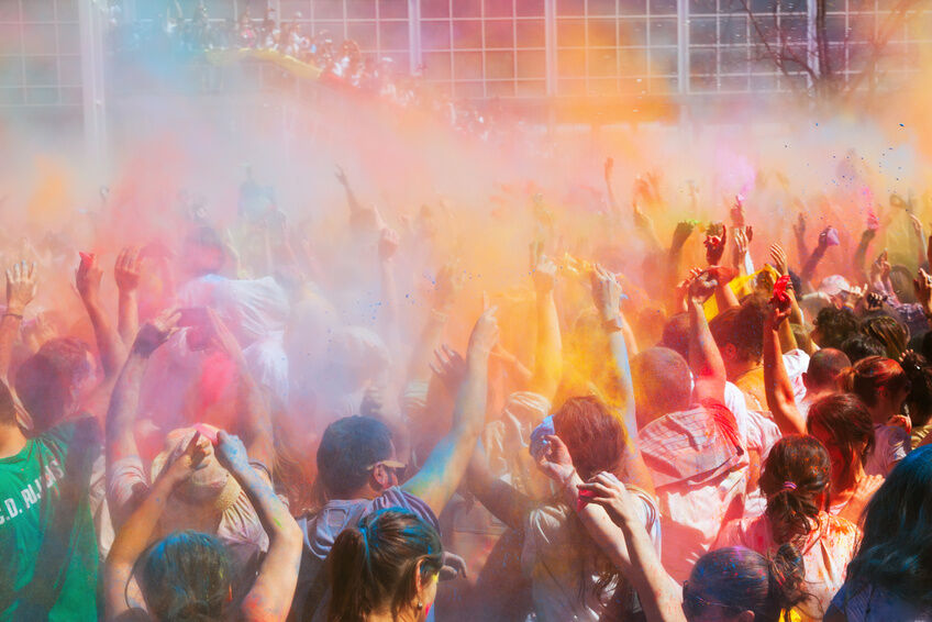 History and Rituals of Holi