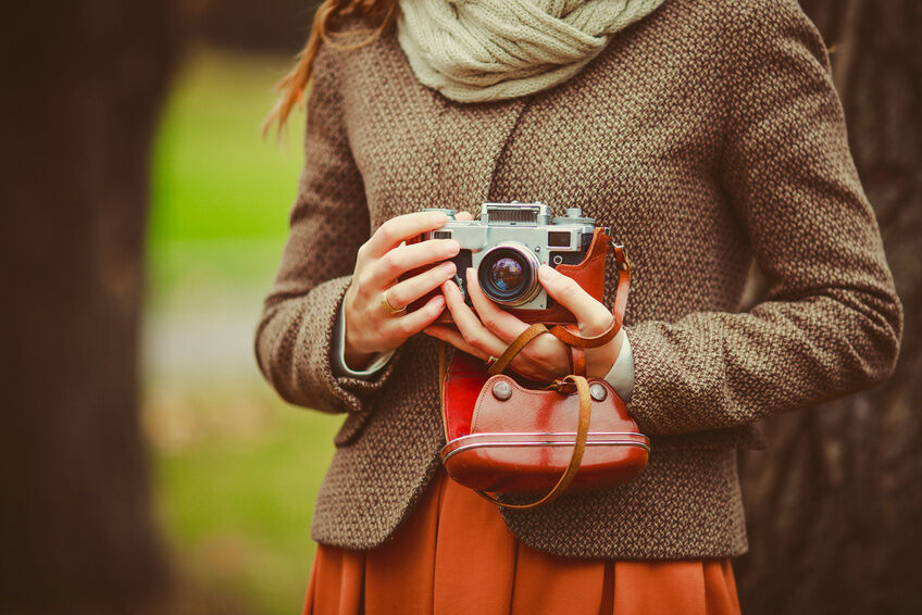 What to Look for When Buying a Vintage Camera