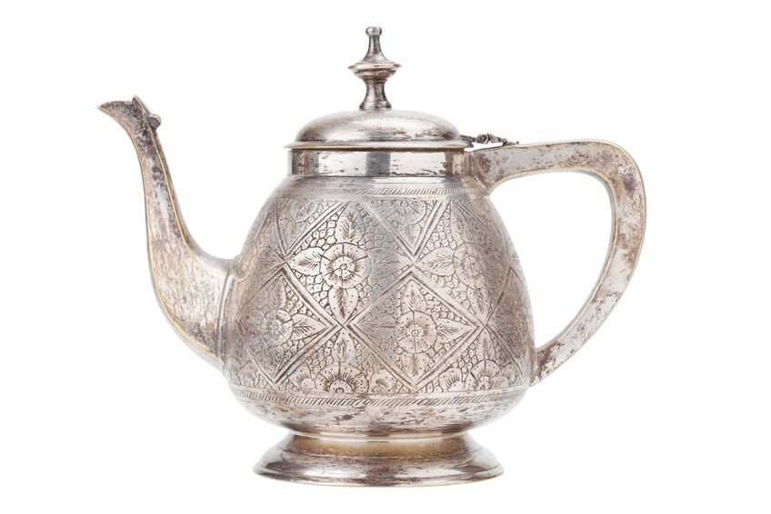 Solid Silver Teapot Buying Guide Ebay