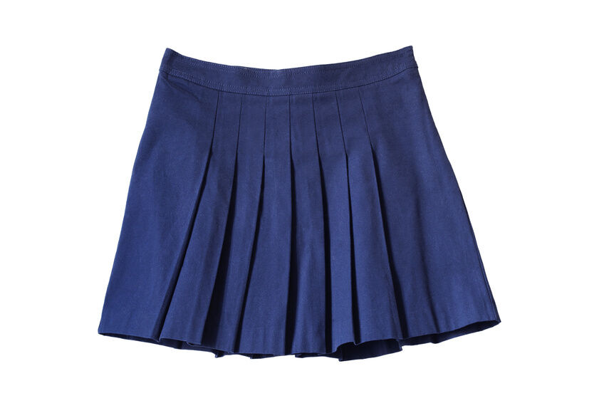 how to make a pleated skirt ebay