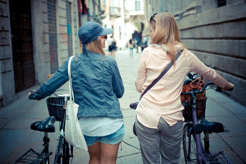 How to Buy a Ladies' Bike Saddle