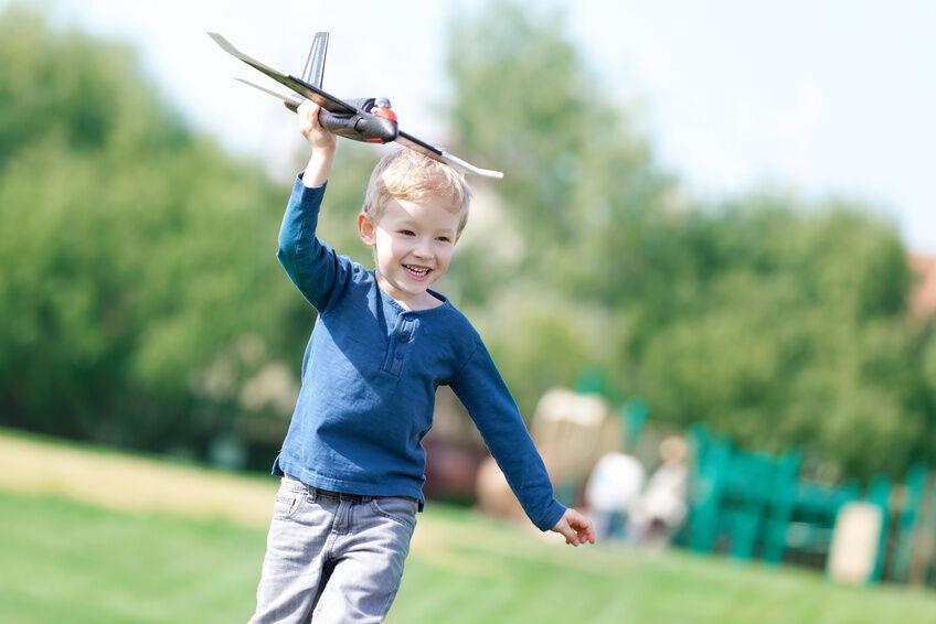 Vom Segelflieger bis zur Propellermaschine: Modellbauflugzeuge von Graupner