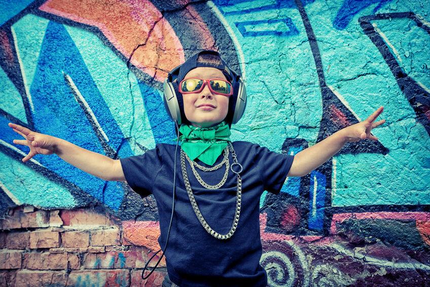 Hip-Hop ist nicht nur Musik - Wissenswertes über Hip-Hop