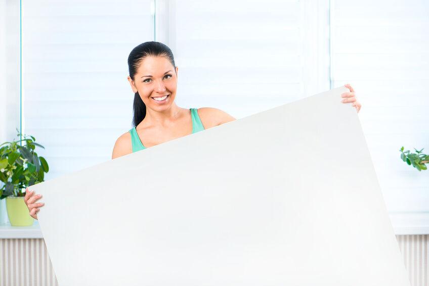 Tipp: Wie Sie Poster professionell rahmen