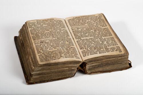 Worauf Sie beim Kauf von antiquarischen Büchern und Handschriften vor 1700 achten sollten