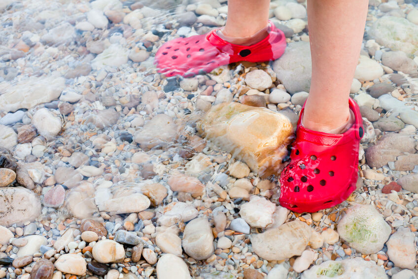 Die Clogs von Crocs: Das Original als Trendsetter