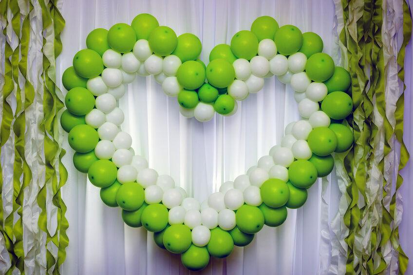 How to make a balloon heart sculpture ebay - How to make heart balloon ...