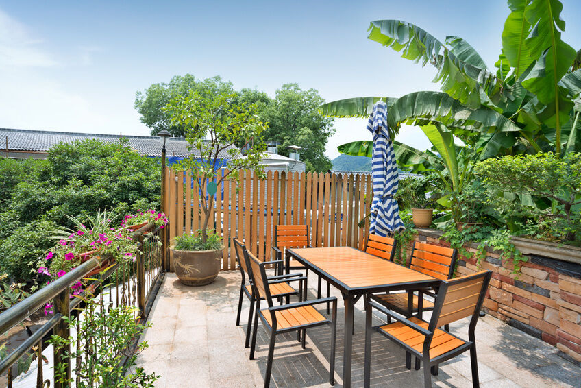 Your Guide to Growing a Garden on a Patio