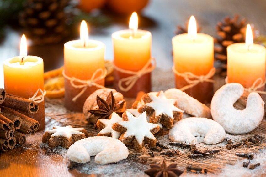 Auf den letzten Drücker: Weihnachtsdeko für Eilige