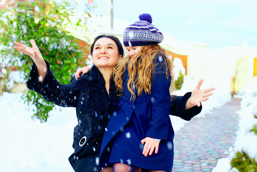 How to Buy Winter coats for the Family
