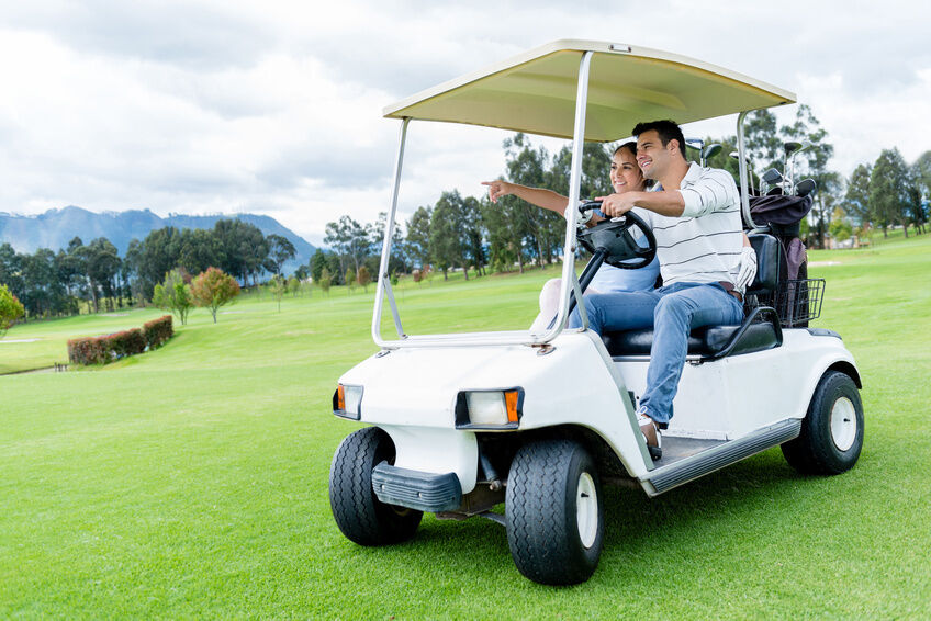 how to maintain your golf cart