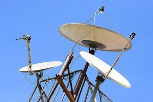 how to set up a satellite dish for a rv