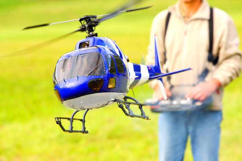 Top 3 RC Helicopters for Adults