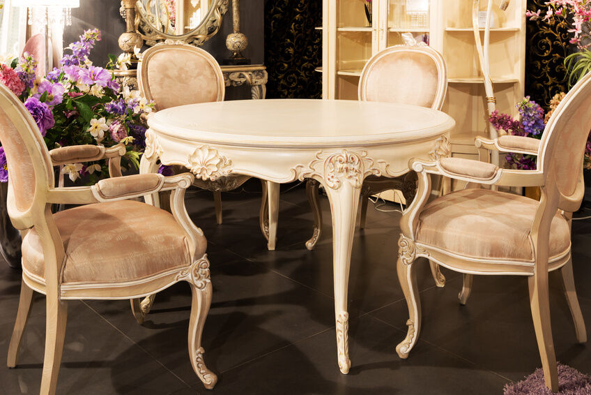 How to Choose Antique Tables to Match Decor