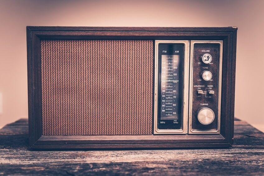 Vintage Bush Audio Collectibles