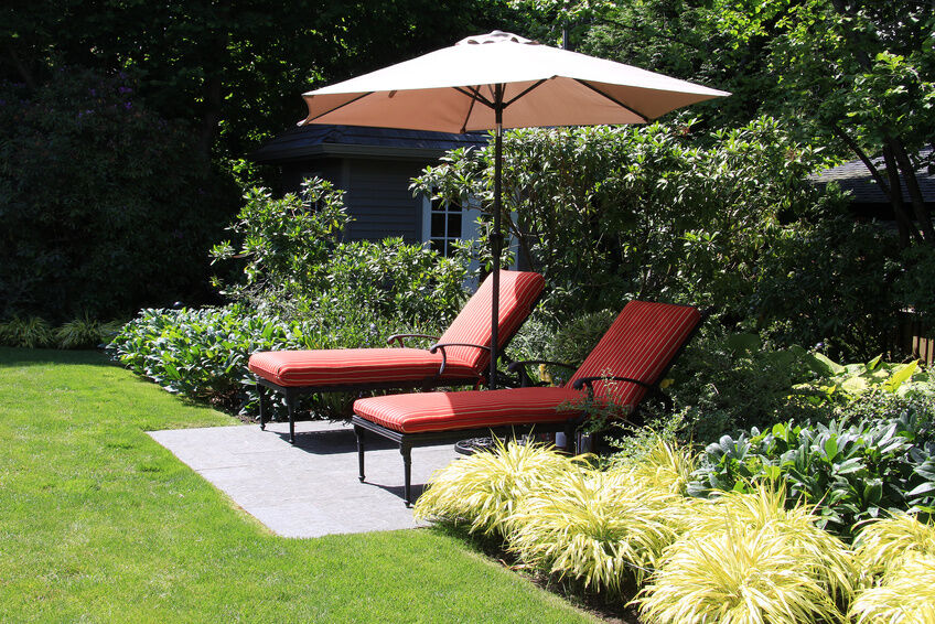 Made In The Shade: Best Patio Umbrella Styles