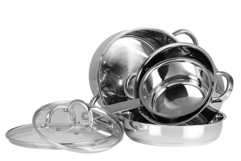 how to cook with allclad stainless steel pans with gas stoves