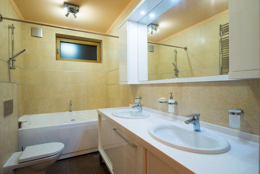 How To Remove Bathroom Light Fixture