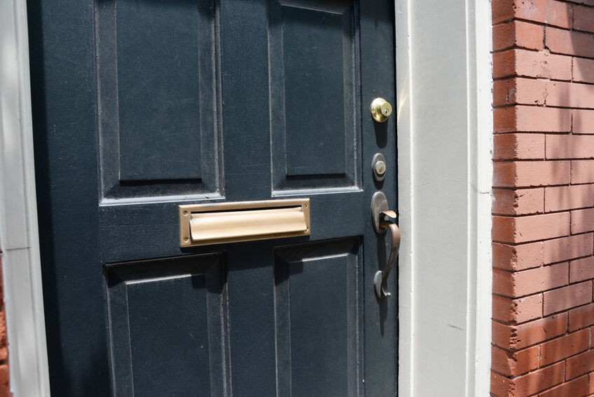 How To Install A Mail Slot