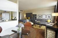 Rarely Available: Bachelor suite, corner of 5th St. and 5th Ave!
