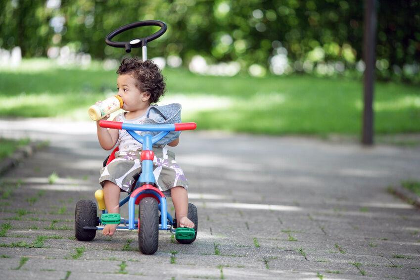 Sicherheit für kleine Biker: Darauf sollten Sie bei der Auswahl eines Dreirads achten