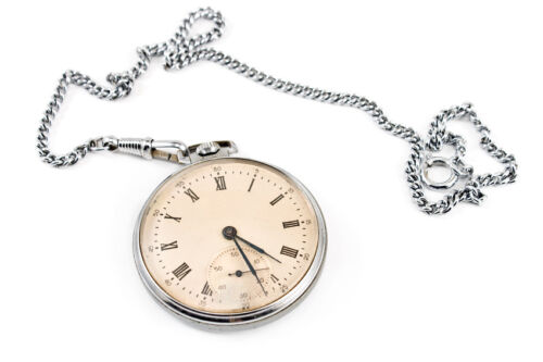 Your Guide to Buying a Solid Silver Watch Chain