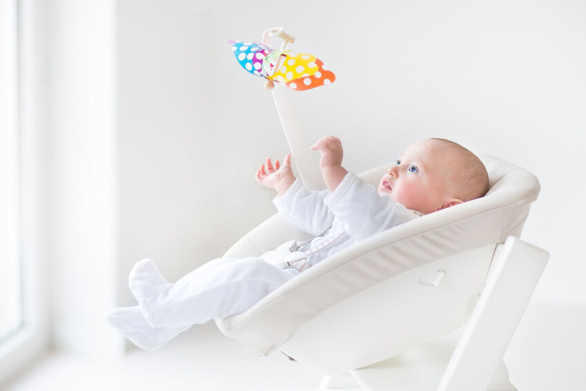 Top Brands for Baby Bouncers