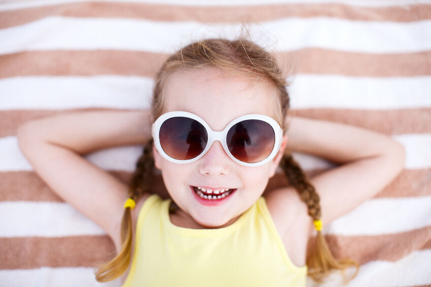 How to Choose Polarised Sunglasses for Kids