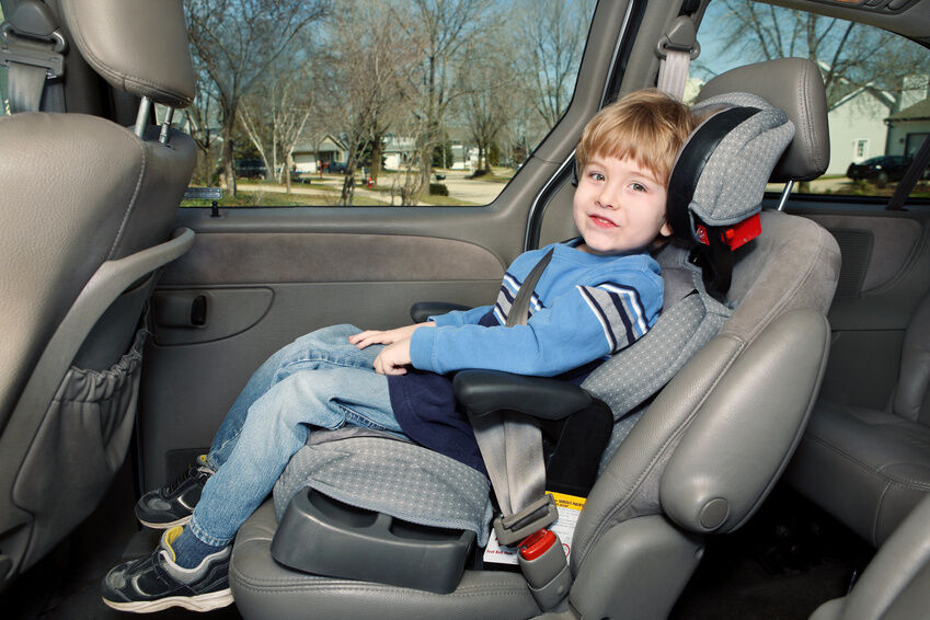 How to Buy Children's Booster Seats