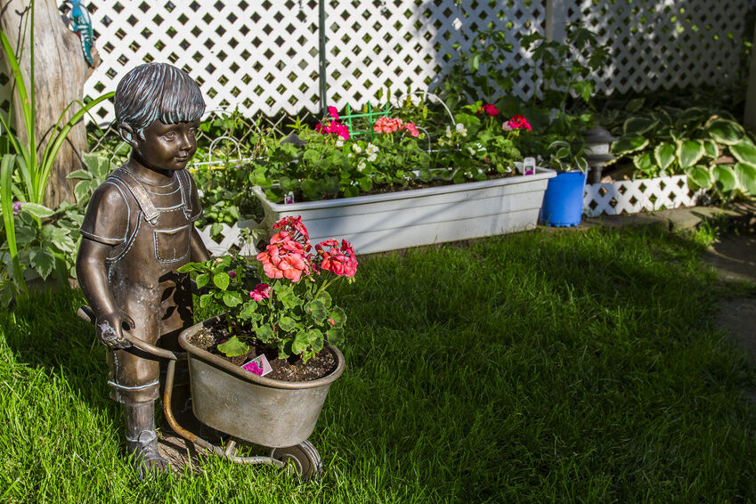Complete Guide To Garden Statues